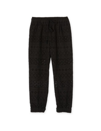 Broderie Pant