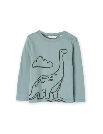 Drawn Dino T-Shirt