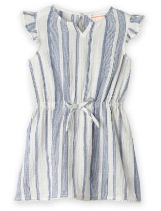 Yarn Dyed Stripe Dress