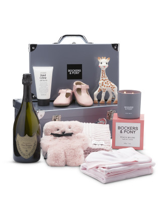 Labour Of Love Baby Girl Hamper
