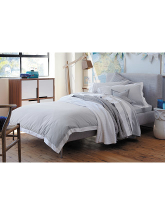 Perry Single Tailored Quilt Cover Set