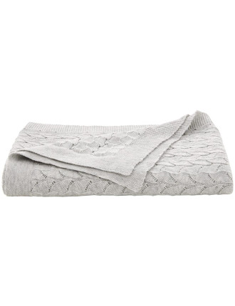 Darcee Pram Blanket