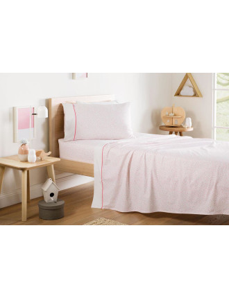 Specke King Single Sheet Set