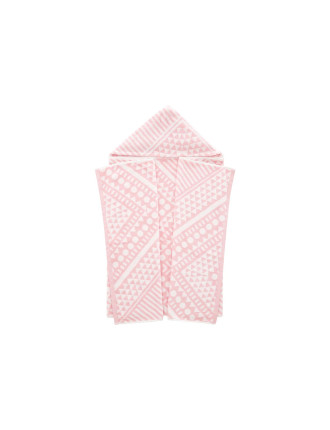 Sunbury Hooded Bath Wrap