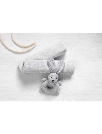 Bluford 2 Wrap & Teething Toy
