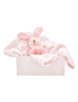 Florrian Wrap & Teething Toy
