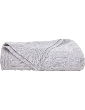 Eveleigh Cot Blanket