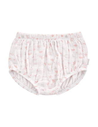 Frankee Print Nappy Cover