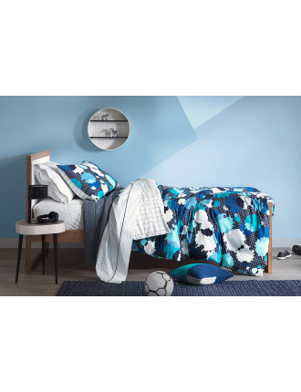 KEON QUILT COVER SET