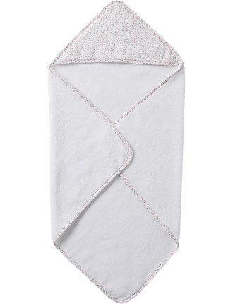 DOTTIE HOODED TOWEL