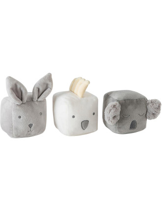ROWLEIGH ANIMAL DICE SET