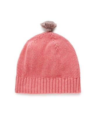 Apricot hat