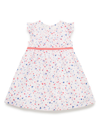 Painterly Dress