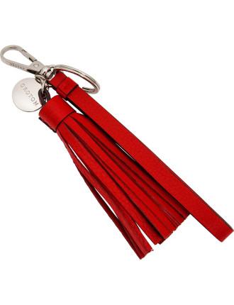 Bueno Tassel Wristlet Key-Ring