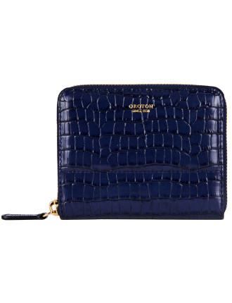 Forte Medium Multi Pocket Zip Around Wallet