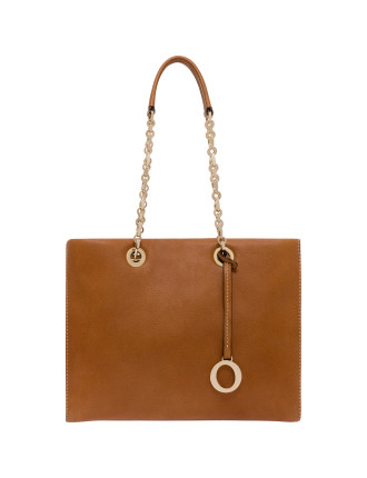 Alpine Chain Medium Tote