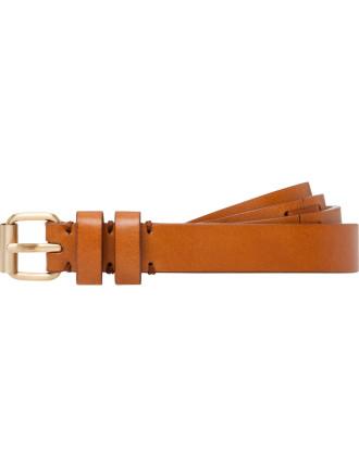 Paragon vachetta belt