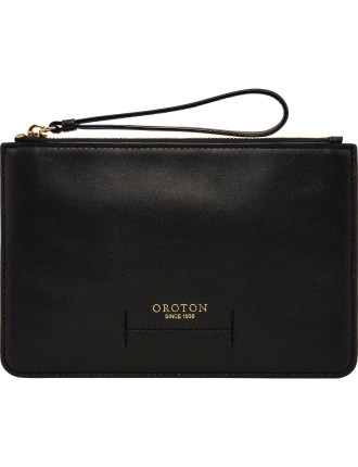 Luxury handbag retailer, Oroton, is now offering its handbags, clutches and umbrellas for less than half of their original price - just in time for Christmas.