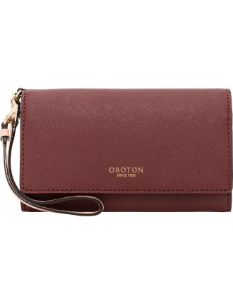 Estate Wallet with Pouch