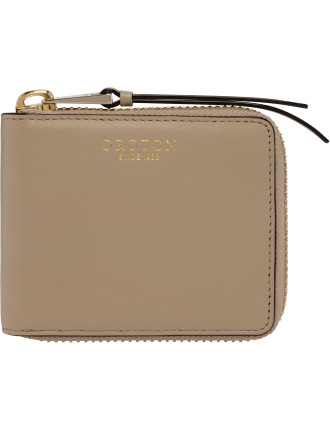 Sausalito Mini Zip Around Wallet