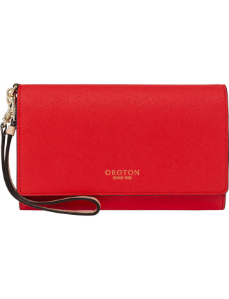 Estate Wristlet Wallet Clutch and Pouch