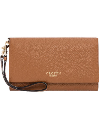 Avalon Clutch Wallet and Pouch