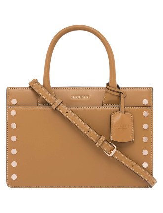 Maison Stud Mini Shopper Tote