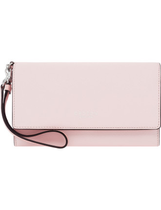 Estate Wristlet wallet clutch pouch