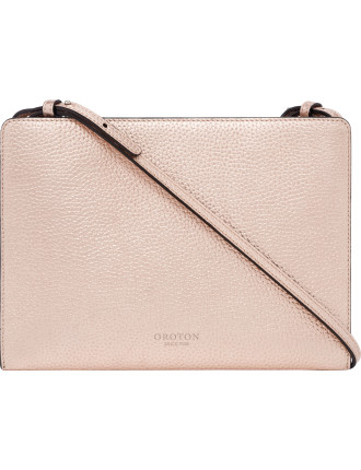Avalon  zip top crossbody