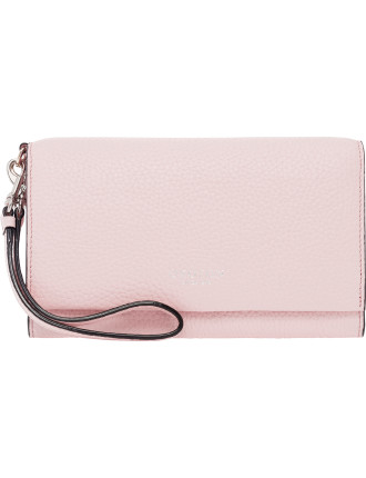 Avalon clutch wallet pouch