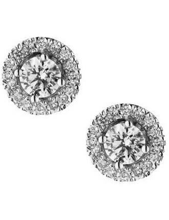 18ct Diamond Orbit Earrings