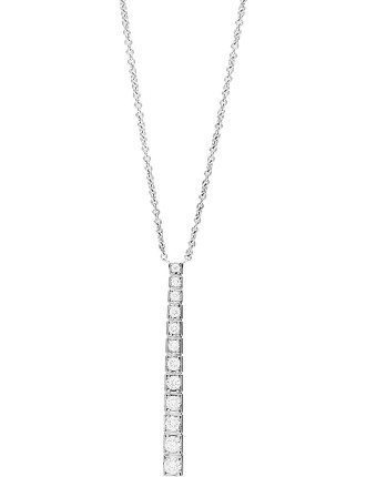 18ct Diamond Hudson Pendant