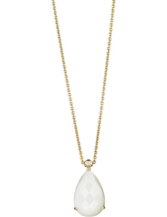 9ct Mother Of Pearl Moonstruck Pendant