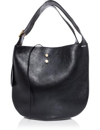 Jc Mardy Shopper Soft Grained Goat Leather/Elaphe