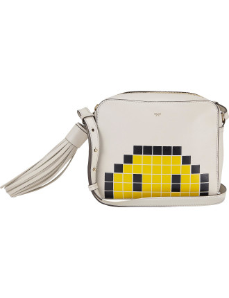 CROSSBODY PIXEL SMILEY