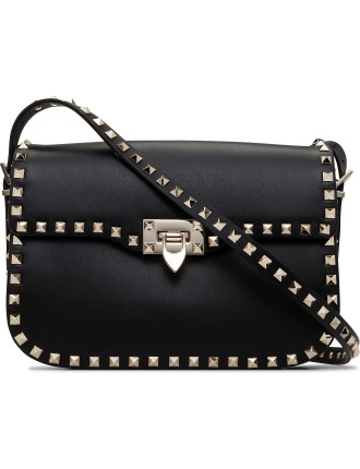 Largel Rockstud Shoulder Bag