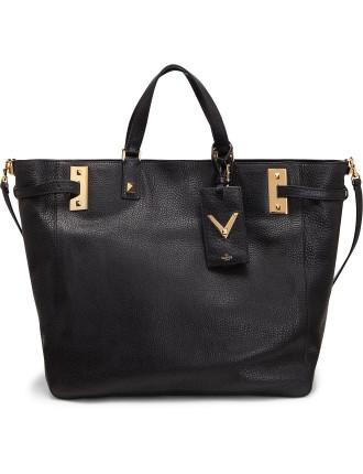 Val Lw2b0109vsf My Rockstud Large Dble Handle Bag