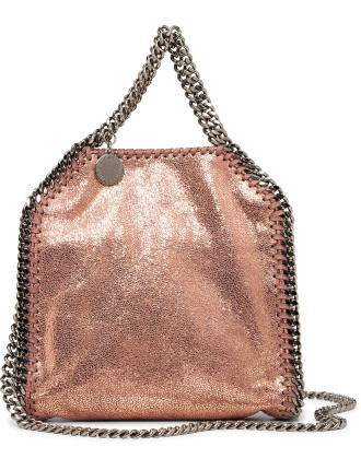 Falabella Tiny Cross Body Shiny