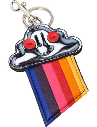 Rainbow Key Ring