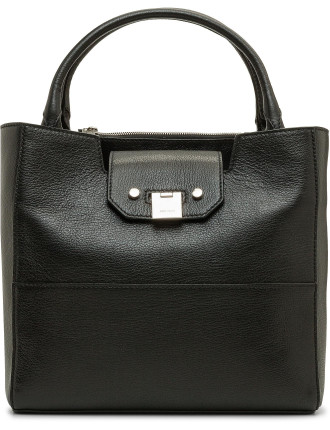 Robin Top Handle Grz Soft Grained Goat Leather