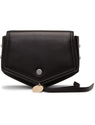 Arrow Cross Body Bag Nap Nappa Leather