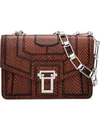 Elaphe Patchwork Hava Chain Bag Patchwork