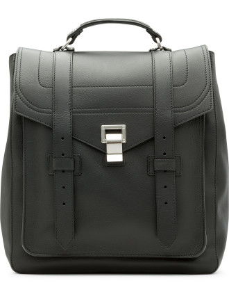 Backpack Grainy Calf Leather