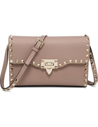 Rockstud - Medium Shoulder Bag