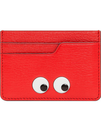 CARD CASE EYES IN GEISHA CAPRA
