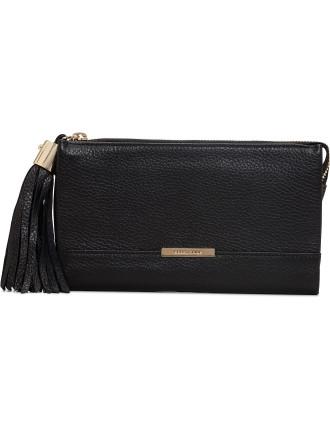 Vicki Tassel Pouch Wallet