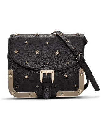 Gold Star Box Crossbody