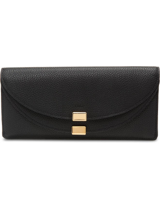 GEORGIA LONG WALLET WITH FLAP