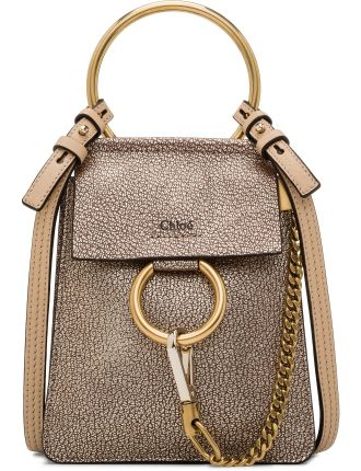 Faye Mini Suede Bracelet Bag