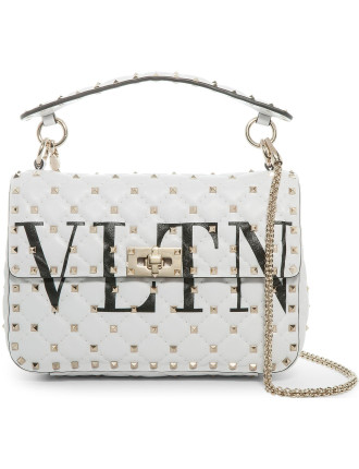 SPIKE.IT MEDIUM SHOULDER BAG VLTN